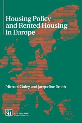Housing Policy and Rented Housing in Europe (Paperback)