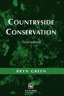 Countryside Conservation: Land Ecology, Planning and Management (Paperback)