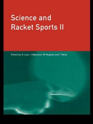 Science and Racket Sports II (Hardback)