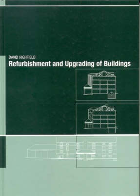 Refurbishment and Upgrading of Existing Buildings (Hardback)