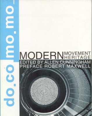 Modern Movement Heritage (Paperback)
