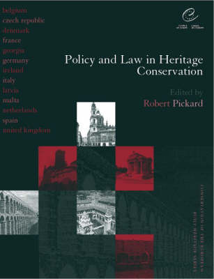 Policy and Law in Heritage Conservation (Paperback)