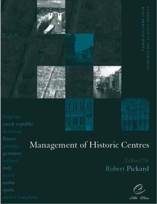 Management of Historic Centres (Paperback)