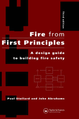 Fire from First Principles (Hardback)