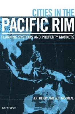 Cities in the Pacific Rim (Hardback)