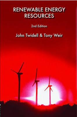 Renewable Energy Resources (Hardback)