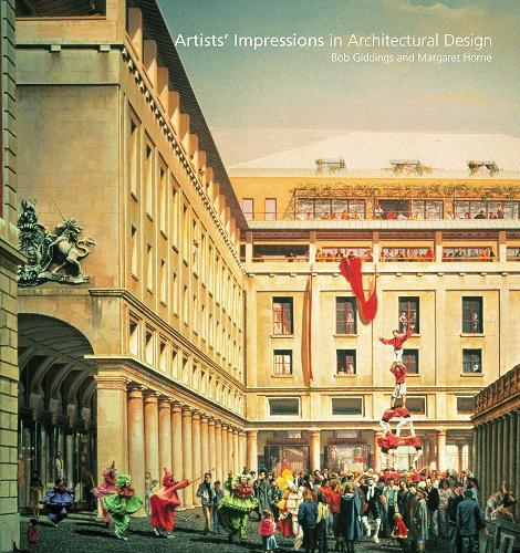 Artists' Impressions in Architectural Design (Hardback)