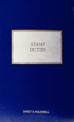 Monroe & Nock on the Law of Stamp Duties