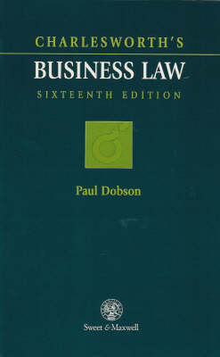 Charlesworth's Business Law (Paperback)