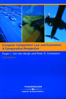 European Competition Law and Economics:: A Comparitive Perspective (Paperback)
