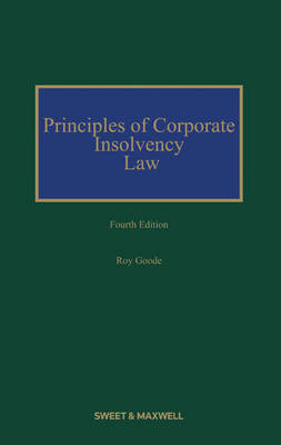 Principles of Corporate Insolvency Law (Hardback)