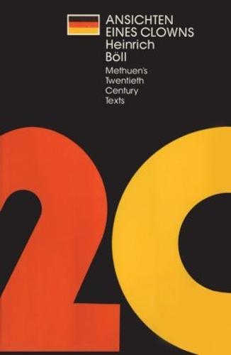 Ansichten eines Clowns - Twentieth Century Texts (Paperback)