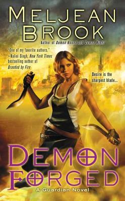 Demon Forged: A Guardian Novel (Paperback)
