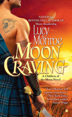 Moon Craving: A Children of the Moon Novel (Paperback)