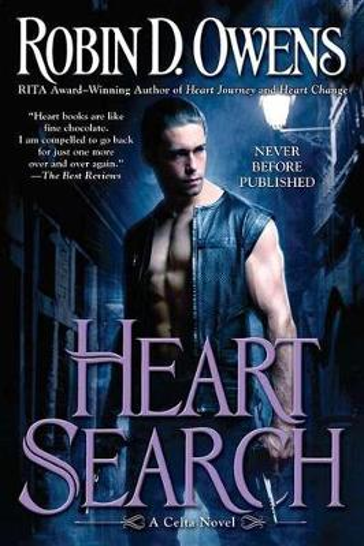 Heart Search: A Celta Novel (Paperback)