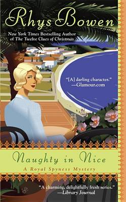 Naughty In Nice: A Royal Spyness Mystery (Paperback)