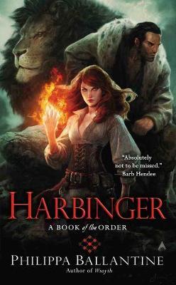 Harbinger: A Book of the Order (Paperback)