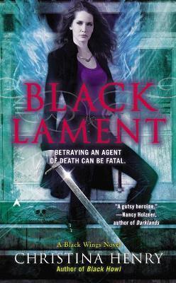 Black Lament: A Black Wings Novel (Paperback)