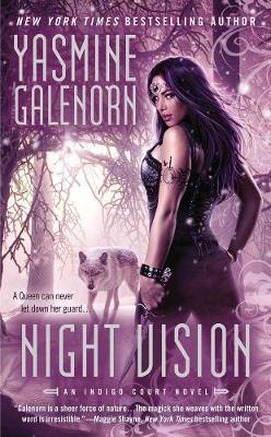 Night Vision: An Indigo Court Novel (Paperback)