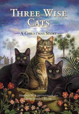 Three Wise Cats: A Christmas Story (Paperback)