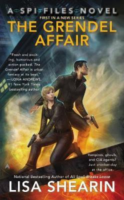The Grendel Affair: A SPI Files Novel (Paperback)