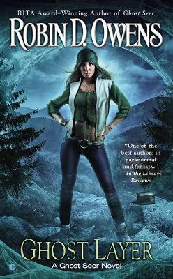 Ghost Layer: A Ghost Seer Novel (Paperback)