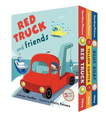 Red Truck and Friends Boxed Set (Board book)