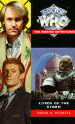 Lords of the Storm - Doctor Who Missing Adventures S. (Paperback)