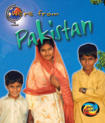 Pakistan - We're From... (Paperback)