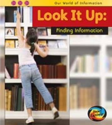 Our World of Information Pack A of 5 - Young Explorer: Our World of Information (Paperback)