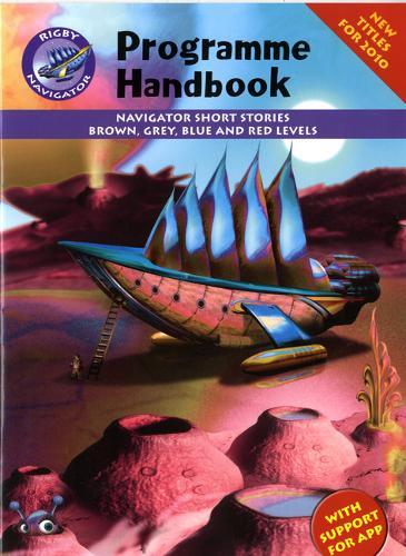 Navigator New Guided Reading Fiction Programme Handbook - Navigator New Fiction (Paperback)