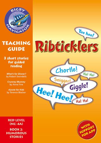 Navigator New Guided Reading Fiction Year 6, Ribticklers: Navigator New Guided Reading Fiction Year 6, Ribticklers Teaching Guide Teaching Guide - Navigator New Fiction (Paperback)