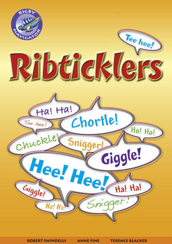Navigator New Guided Reading Fiction Year 6, Ribticklers - Navigator New Fiction (Paperback)