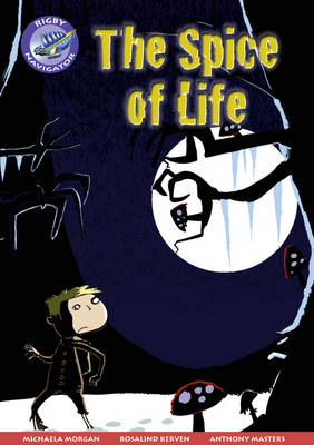 Navigator New Guided Reading Fiction Year 5, Spice of Life GRP - Navigator New Fiction (Paperback)