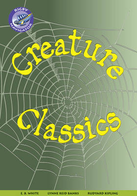 Navigator New Guided Reading Fiction Year 6, Creature Classics GRP - Navigator New Fiction (Paperback)
