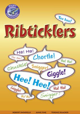 Navigator New Guided Reading Fiction Year 6, Ribticklers GRP - Navigator New Fiction (Paperback)