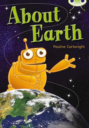 BC NF Lime B/3C About Earth - BUG CLUB (Paperback)