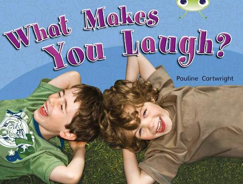 BC NF Green A/1B What Makes You Laugh? - BUG CLUB (Paperback)