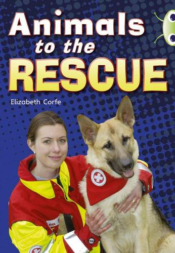 BC NF Gold B/2B Animals to the Rescue - BUG CLUB (Paperback)