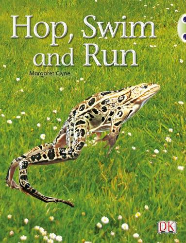 BC NF Pink A Hop, Swim and Run - BUG CLUB (Paperback)