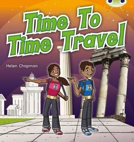 BC NF Purple A/2C Time To Time Travel - BUG CLUB (Paperback)