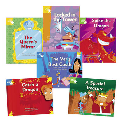 Learn at Home: Clinker Castle Year 1 Pack (6 fiction books) (Paperback)