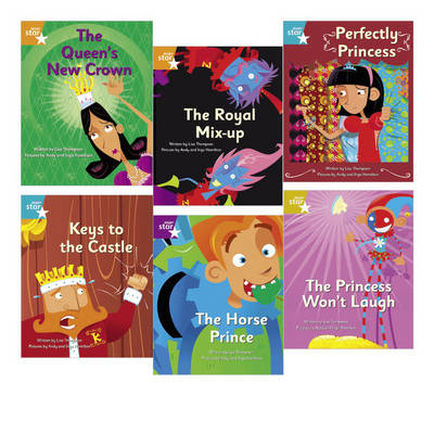 Learn at Home:Clinker Castle Year 2 Pack ( 6 fiction books) (Paperback)