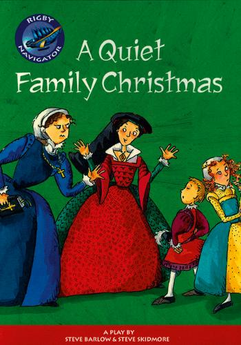 Navigator: A Quiet Family Christmas Guided Reading Pack - NAVIGATOR POETRY & PLAYS (Paperback)