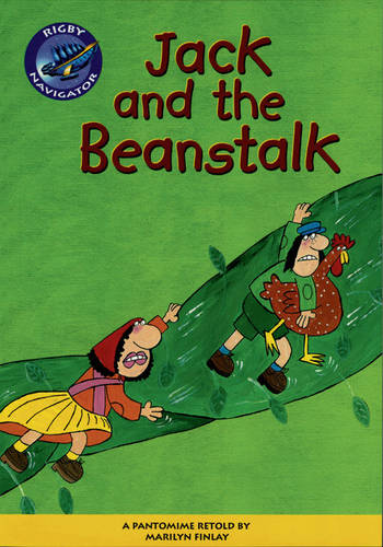 Navigator: Jack and the Beanstalk Guided Reading Pack - NAVIGATOR POETRY & PLAYS (Paperback)