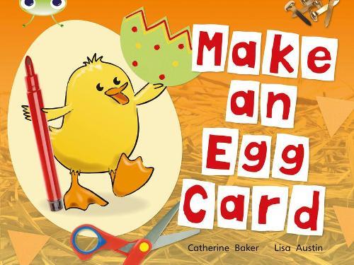 Make an Egg Card: Bug Club Red C (KS1) Make an Egg Card 6-pack Red C (KS1) - BUG CLUB