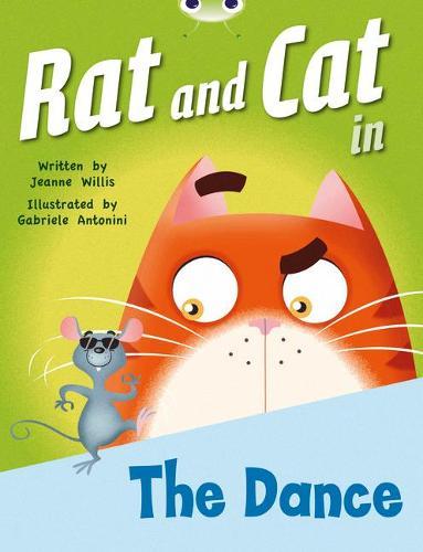 Bug Club Red B (KS1) Rat and Cat in the Dance: Bug Club Red B (KS1) Rat and Cat in The Dance 6-pack Red B (KS1) - BUG CLUB