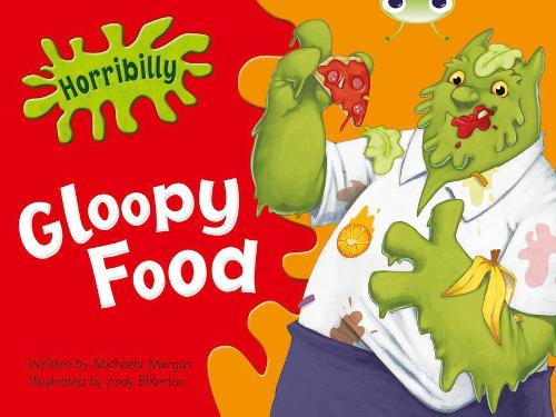 Horribilly: Gloopy Food: BC Green B/1B Horribilly: Gloopy Food Green B/1b - BUG CLUB
