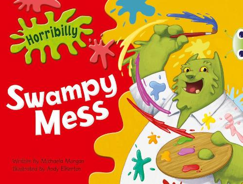 BC Green C/1B Horribilly: Swampy Mess - BUG CLUB