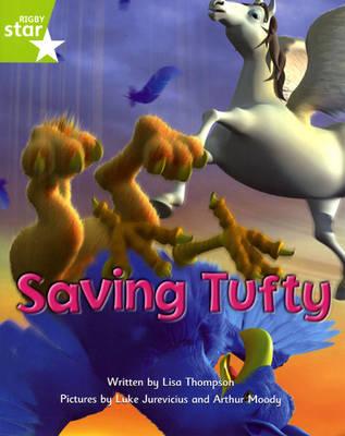 Fantastic Forest Green Level Fiction: Saving Tufty - FANTASTIC FOREST (Paperback)